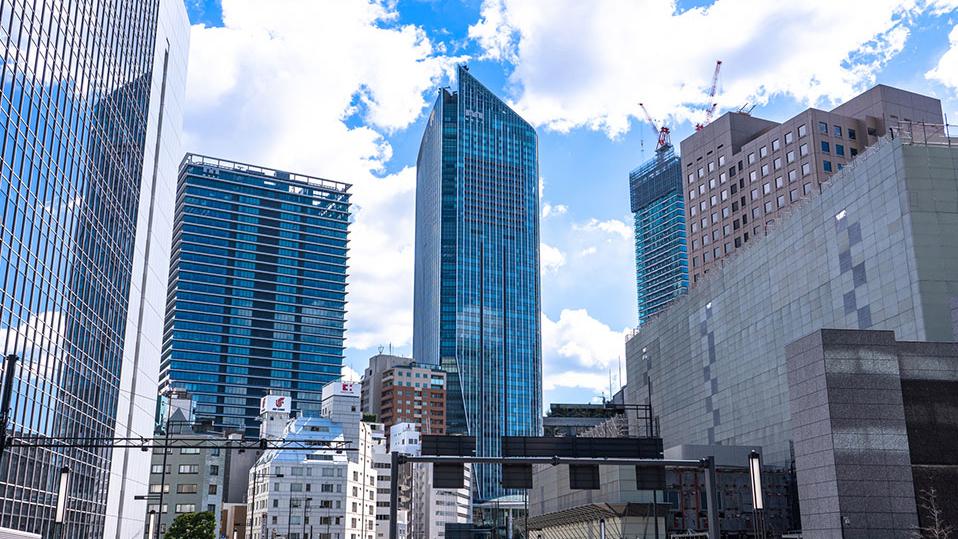 画像:都市開発