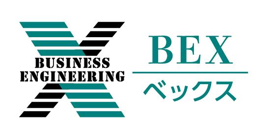 ベックス株式会社 ロゴ